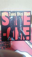 SIDE-ONE/ジャパロカロカビリークリームソーダサイドワンハリスビートレイ廃盤レア