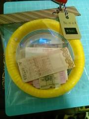 ハンドメイド紙物海外チケットセット
