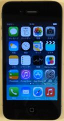 iPhone4,MC603J/A,16GB,黒,ソフトバンク,中古