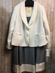 新品☆30号5L6L♪プライベートレーベルのアンサンブルスーツ♪23652円を☆n898
