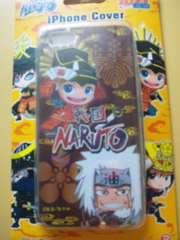 NARUTO-ナルト-疾風伝 戦国NARUTO iPhone5 カバー A:ナルト&自来也
