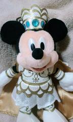 ディズニー/TDS2007/5周年/Mickeyのぬいぐるみバッチ