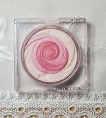 コフレドール スマイルアップ チーク 01 ピンク