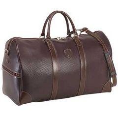 国産 豊岡製 ボストンバッグ  旅行 送料無料 50cm point付チョコ