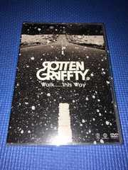 ROTTENGRAFFTY 2枚組DVD Walk...This Way ロットングラフティー
