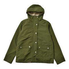 新品■Mサイズ■ライナー取り外し式ジャケット■グリーン