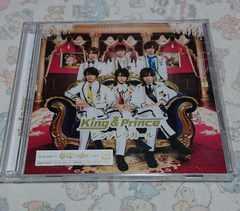 King&Prince キンプリ シンデレラガール 初回B CD+DVD