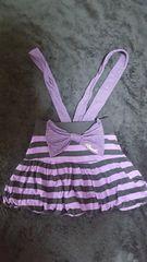 ☆美品バナチバルーンスカート☆size120☆