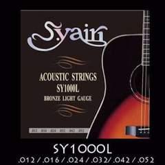 送料無料■新品■s.yairi アコースティックギター 弦 セット L