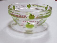 新品SWIMMER スイマーミニボウルAPPLE