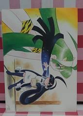 アフタヌーン ノベルティ 『るくるく』 ポストカード