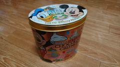 東京ディズニーリゾート ミッキーマウス ドナルドダック 空き缶