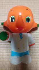 サトチャン 店頭用 人感センサー付人形 喋ります
