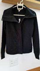 *値下げ即決バナナリパブリックスエットジャケット新品ブラック*