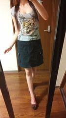 le coq sportifgolfスカート定価¥8000