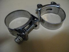 (12)サイクロンマービングヨシムラ吸い込み新品マフラーバンド