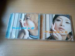 浜崎あゆみCD「ayu-mi-x II」海外&アコースティック 2枚セット★