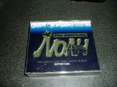 2CD「プロレスリング・ノア・テーマ・アルバム/DEPARTURE」NOAH