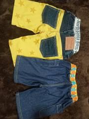 子供服☆90,95cm(半ズボン) 2点セット