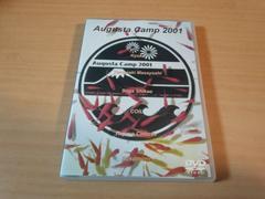 DVD「Augusta Camp 2001」杏子 山崎まさよし スガシカオ