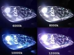 D4C/D4S/D4Rバルブ10000K