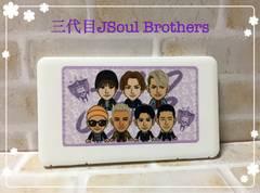 三代目JSoul Brothers☆マスクケース