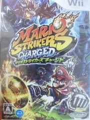 Wii/マリオ ストライカーズ チャージド
