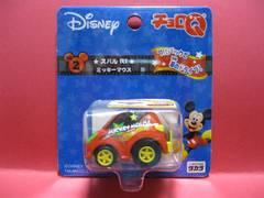 ◆◇◆絶版チョロQ★スバルR1☆ミッキーマウス★未開封◆◇◆