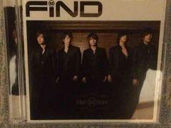 激安!激レア!☆SS501/FIND☆初回限定盤(日本盤)/CD+DVD☆美品☆