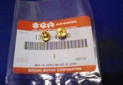 (81)GSX250Eゴキの115番純正メインジェット