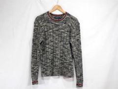 【ラルフローレン】良色ミックスカラー◆コットンニットセーター