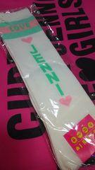 ジェニィ☆靴下/L(19〜21�p)/新品