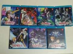 [Blu-ray]全話イッキ見 機動戦士ガンダムUC  ユニコーン 全7巻 通常版