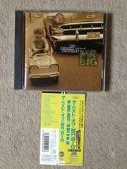 ミスタービッグ 「ザ・ベスト・オブ・MR.BIG」 国内盤CD 送料=180円 帯有