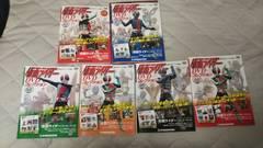 デアゴスティーニ・ジャパン 仮面ライダーDVDコレクション 6セット
