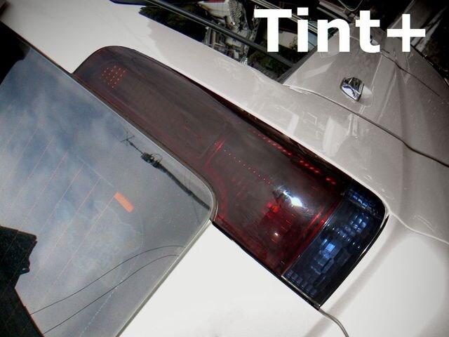 Tint+簡単施工→再利用OK ライフJB1/4前期 テールランプ スモークフィルム < 自動車/バイク