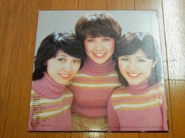 《ザ・ベスト》 キャンディーズ LP