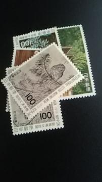 100円切手1枚新品未使用品  ポイント調整に絵柄ランダム