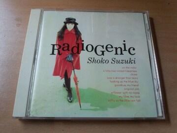 鈴木祥子CD「ラジオジェニックRADIOGENIC」廃盤●