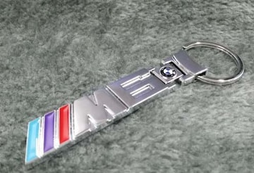 M Power M6 メタル キーホルダー BMW