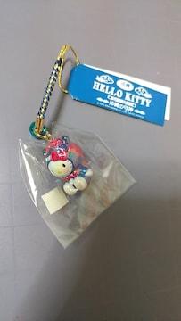 未使用 ご当地キティ ストラップ 沖縄県 ハローキティ グッズ