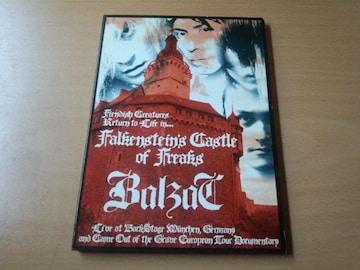 バルザックBALZAC DVD「FALKENSTEIN'S CASTLE FREAKS Live」●
