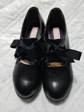 LIZ LISA リズリサ 靴 黒 LL