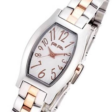 フォリフォリ クオーツ レディース 腕時計 WF8T026BPZ