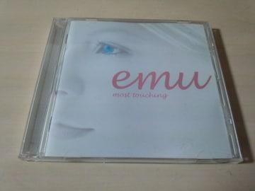 CD「emu most touching」インスト、ヒーリング●