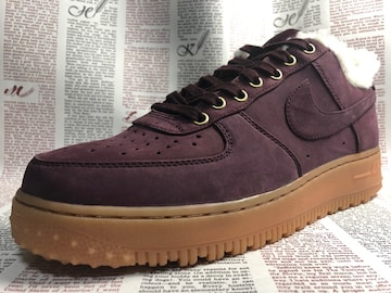 ★ナイキ AIR FORCE 1 PRM WINTER CHILL OUT 28.0 新品即決!