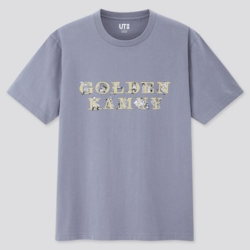ゴールデンカムイ ユニクロ Tシャツ Lサイズ