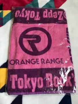 1829☆オレンジレンジ@タオル