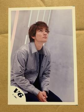 (正規)V6★長野博・オフショット写真
