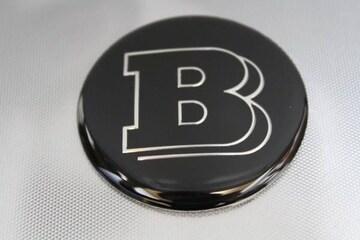 Benz ブラバス ステアリング エンブレム